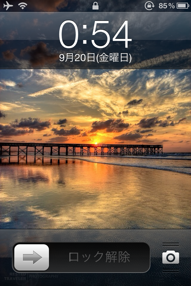 iOS5 フォント